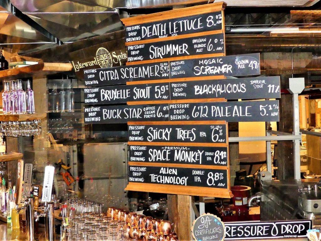 Thin Man brewery