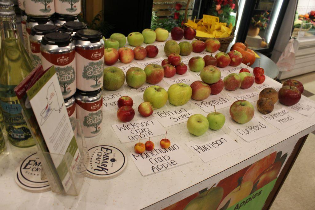 Apple Farms Near Me And The Wayne County Apple Tasting Tour