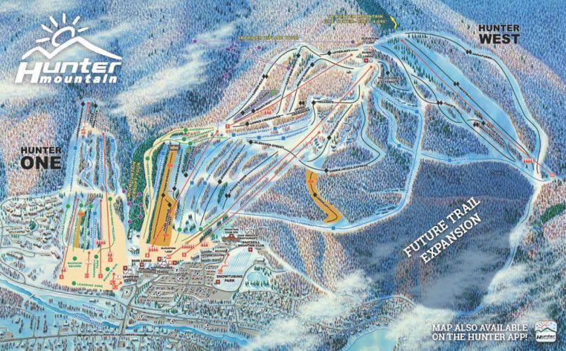 9 Great New York Ski Resorts